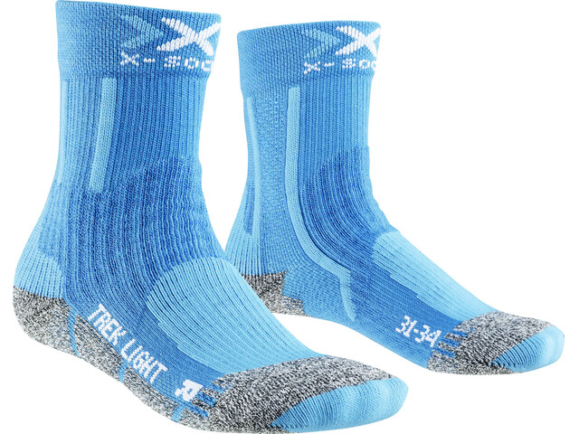 X-Bionic Light 2.0 Socks Children turquoise